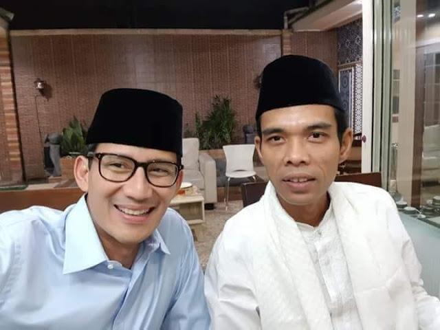 Ustadz Abdul Somad Dikabarkan Bakal Deklarasi Dukungan Pilpres Sore Ini