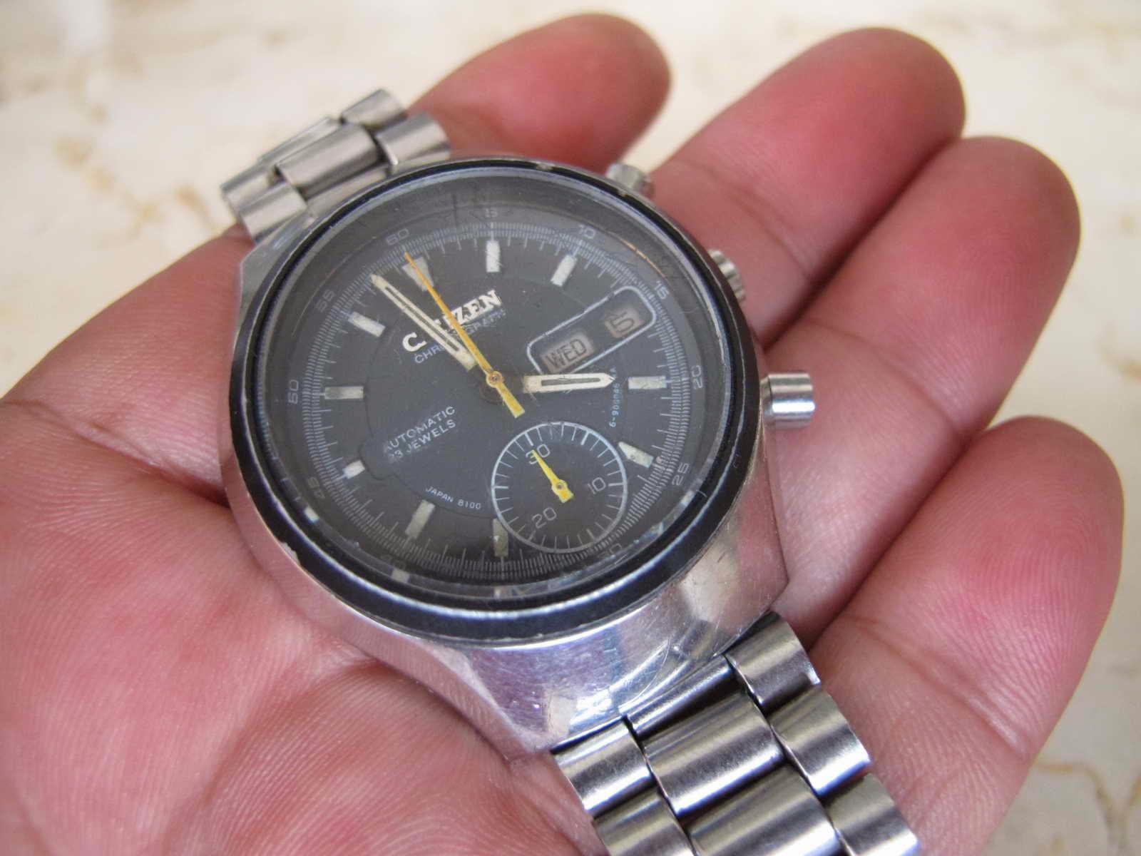 Cocok untuk Anda yang sedang mencari jam tangan Chronograph Japan made..  dengan diameter case yang pas di tangan dan pas di kantong..  -) 0c621ad002