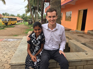 Sandhya (13) - New this year to Bethel Children's Home