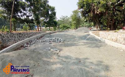 Pemasanagan Paving Block di Biintaro