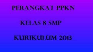 Rpp Silabus Prota Prosem Kkm Ppkn Kelas 8 Smp K13 Revisi 2020 Kherysuryawan Id