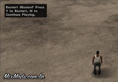 restart mission gta sa mod cleo pc