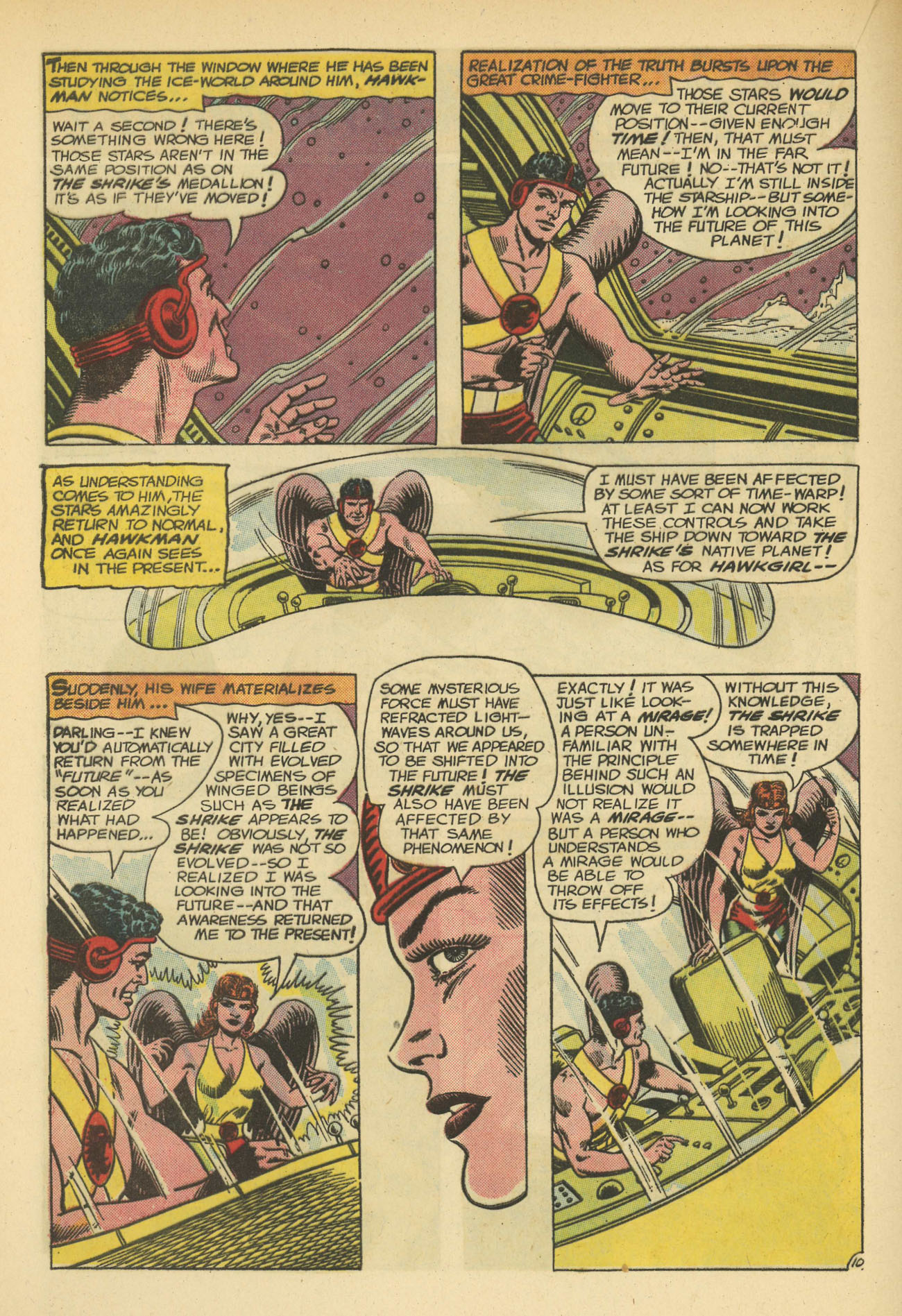 Hawkman (1964) issue 11 - Page 16