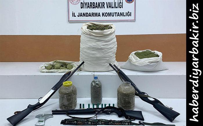 DİYARBAKIR-Diyarbakır Valiliği tarafından yapılan açıklamada, Lice ilçesinin kuzeydoğusundaki dağlık ve kırsal alanda 27 Ocak'ta başlatılan operasyonun, dün saat 22.00 itibariyle başarıyla tamamlandığı belirtildi.