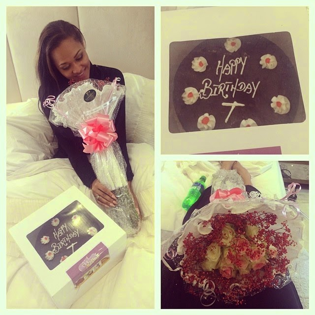 WIZKID SPOILS EX GIRLFRIEND WITH BIRTHDAY GIFTS