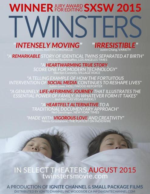 Sinopsis Twinsters / Teuwonseuteojeu / 트윈스터즈 (2015) - Film Korea
