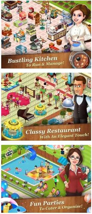Star Chef: Cooking & Restaurant Game v2.22 Mod Apk