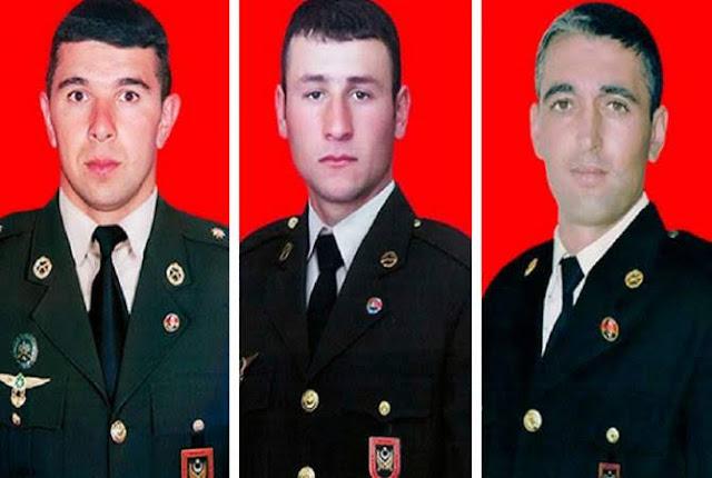 """Tres soldados de Najichevan mueren en """"accidente"""" en frontera con Armenia"""