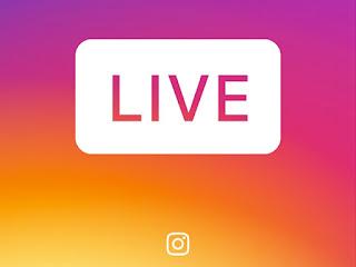Cara Live Dari Aplikasi Instagram