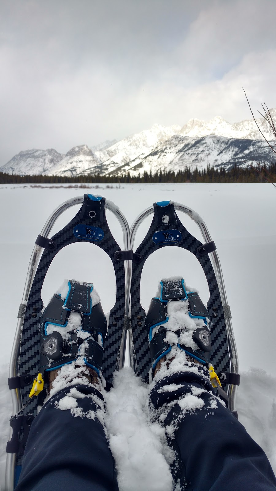 Yukon Charlie's Elite SPIN Snowshoes: Review And Giveaway