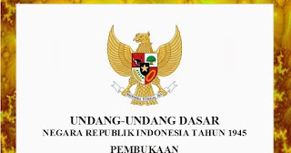 Makna Setiap Alinea Pembukaan Undang-Undang Dasar Negara Republik Indonesia Tahun 1945