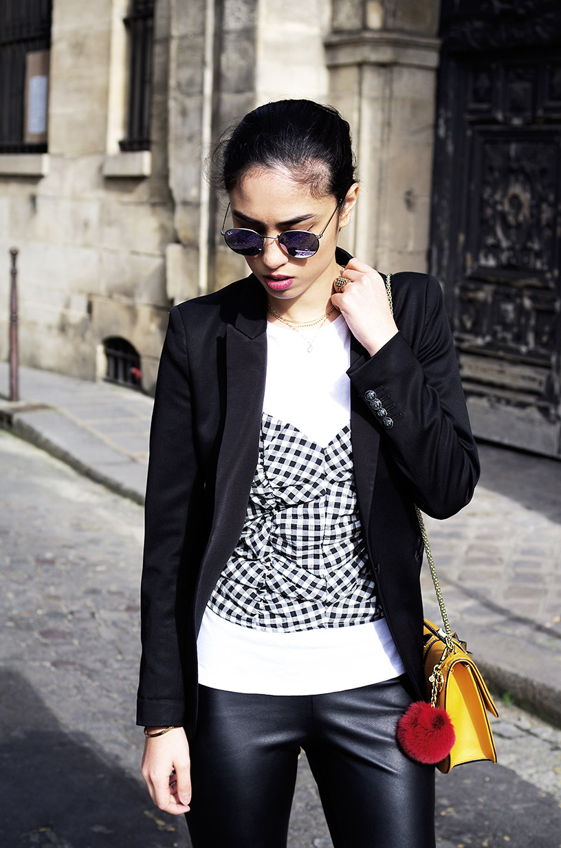 Elizabeth l Vichy trend outfit blog mode l The Kooples Zara Valentino l THEDEETSONE l http://thedeetsone.blogspot.fr