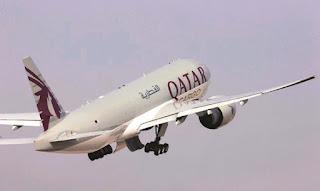 قطر تعلق رحلاتها الجوية الى كردستان بعد الحظر الذي فرضة العراق على الأقليم