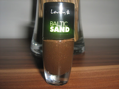 Nowy kolor piaska Lovely Baltic Sand nr 4