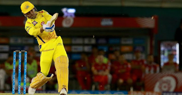 Dhoni's brilliance goes in vain as Punjab keep nerves to contain CSK storm
