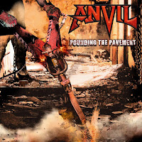 "Anvil - ""Pounding the Pavement"""