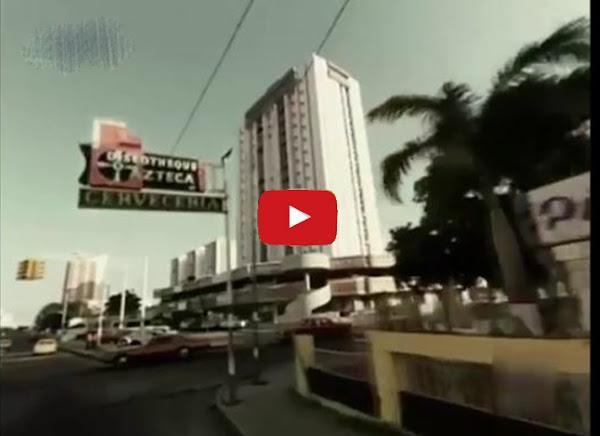 Vídeo de una Promoción turística de el Zulia de 1970