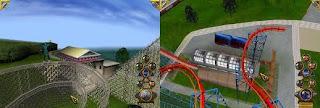 dos imagenes de la vista del juego y sus controles.