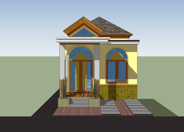 Desain Dan Tampilan Rumah Tanubayan