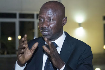 Ibrahim Magu, Acting Chairman of the EFCC