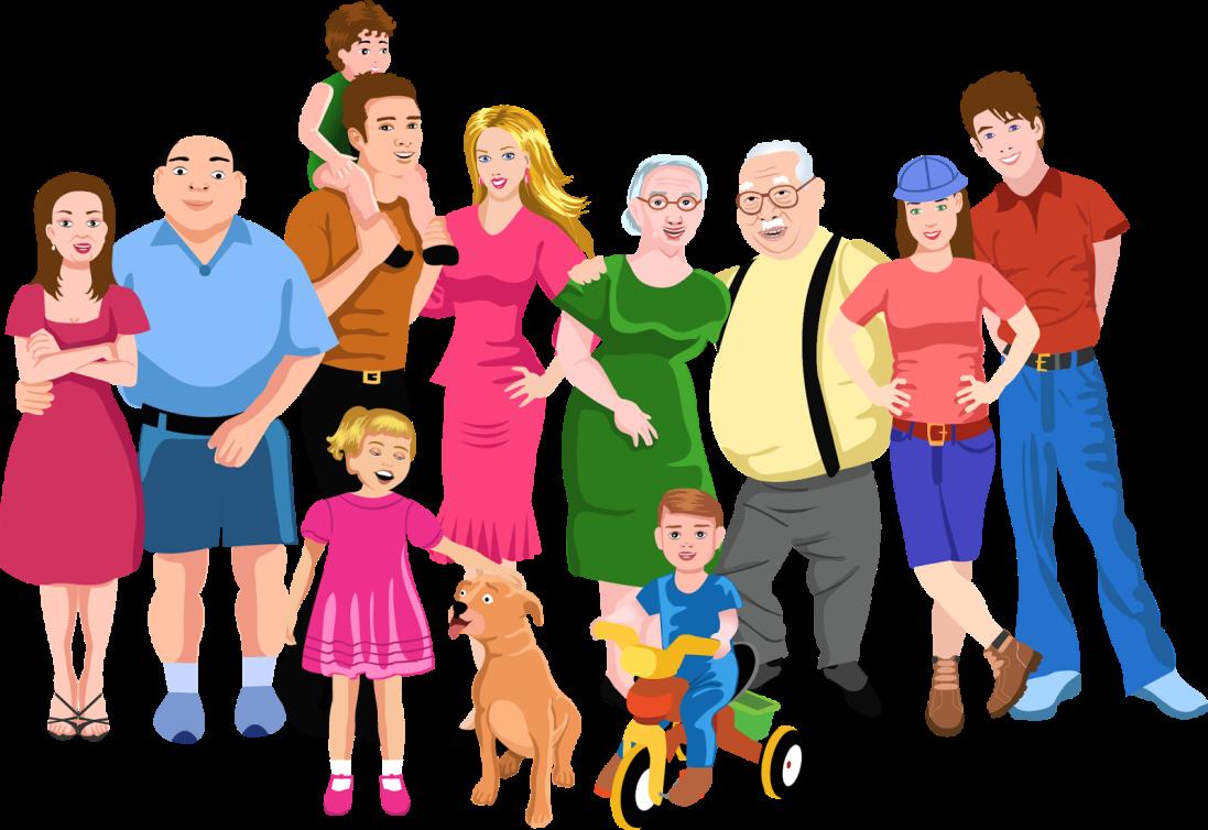 Картинки для детей семья все по отдельности, кофе картинках