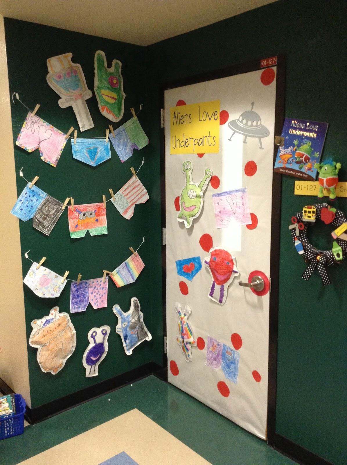 Children's Book Week - Door Decorating | Mrs. Gilchrist's ...