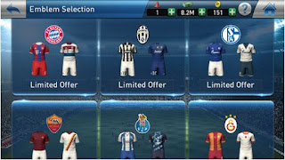 Download game bola keren PES CLUB MANAGER v1.3.3 Android Apk + Data OBB