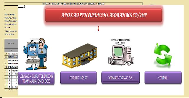 Download Aplikasi Rencana Kerja Sekolah Terbaru