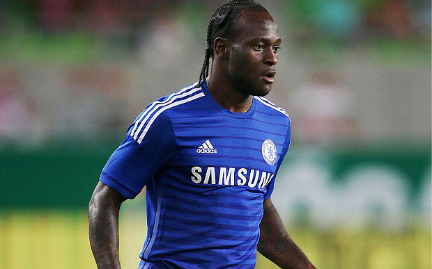 Victor Moses set to join West Ham on season-long loan