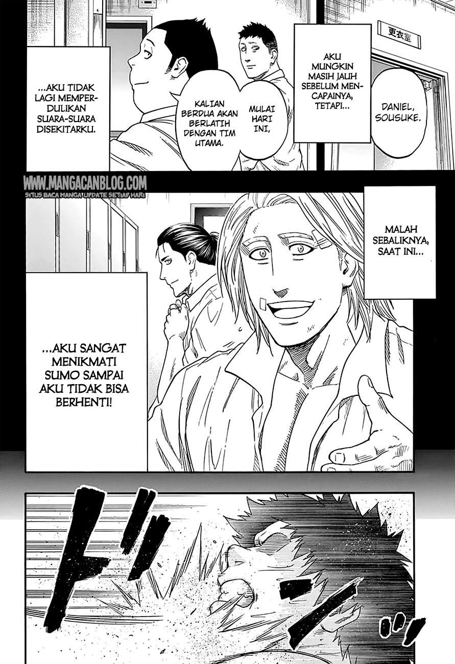 Komik hinomaru zumou 144 - saling bertolakan 145 Indonesia hinomaru zumou 144 - saling bertolakan Terbaru 8|Baca Manga Komik Indonesia