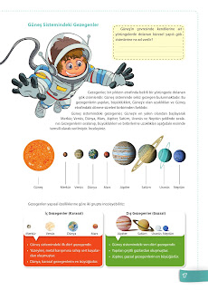 6. Sınıf Fen Bilimleri Ders Kitabı Cevapları Sevgi Yayınları Sayfa 17