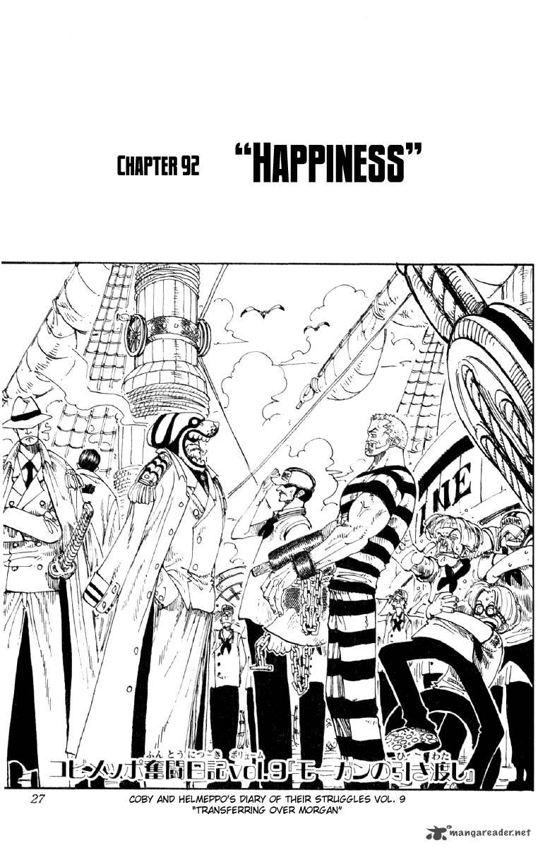 One Piece 092