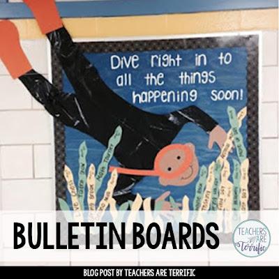 Science Bulletin Board!
