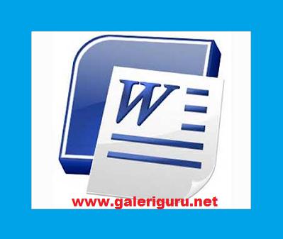 Download Modul Operasi Dasar serta Rumus cepat Ms Word 2018 Format Pdf