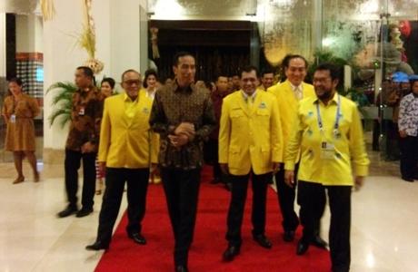 Golkar Sebut Jokowi Perlu Wakil dari Kalangan Militer untuk Pilpres 2019