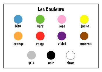https://www.teacherspayteachers.com/Product/Les-Couleurs-French-Colours-Poster-2711461