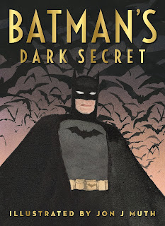 Batman's Dark Secret #Batman
