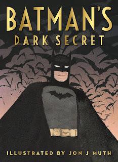 Batman's Dark Secret #Batman