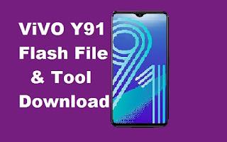Cara mudah Flashing Vivo Y91 PD1818F Via QFIL