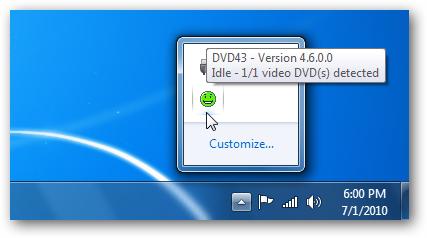Αντιγραφή κρυπτογραφημένων DVD στον υπολογιστή