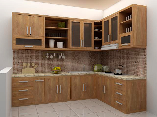 Karya Binangun Furniture Handycraft Jasa Pembuatan Kitchen Set