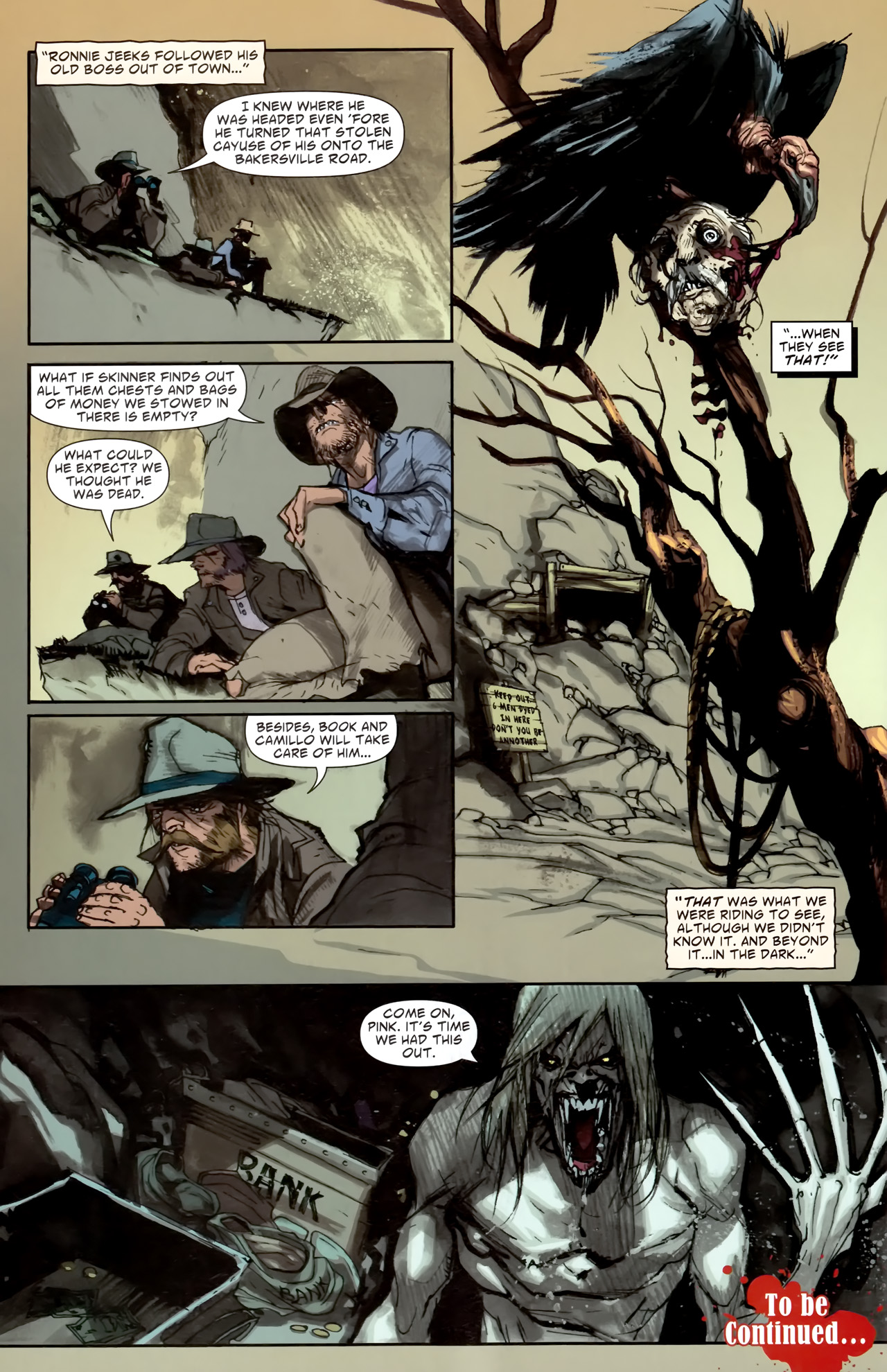 Read online American Vampire comic -  Issue #3 - 34