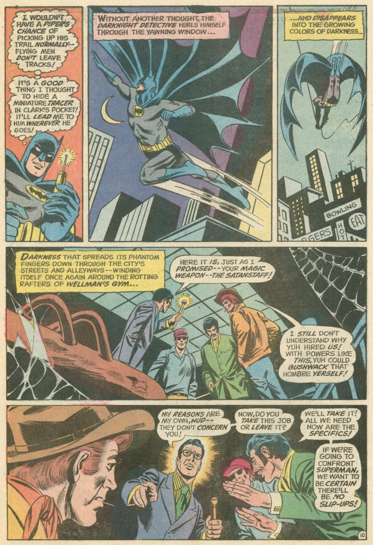 Read online World's Finest Comics comic -  Issue #207 - 14