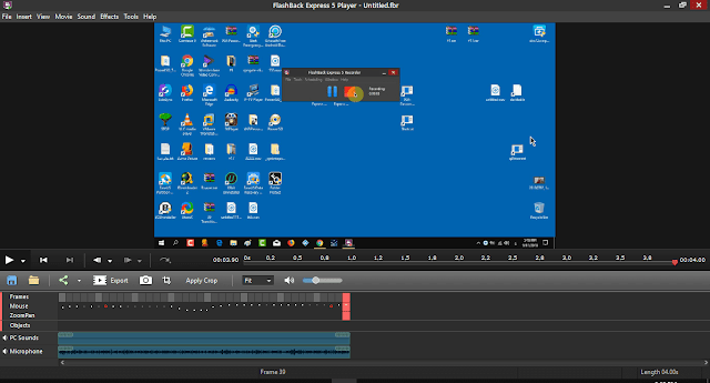 أفضل برنامج مجاني تصوير شاشة الكمبيوتر بجودة عالية HD Screen Recorder
