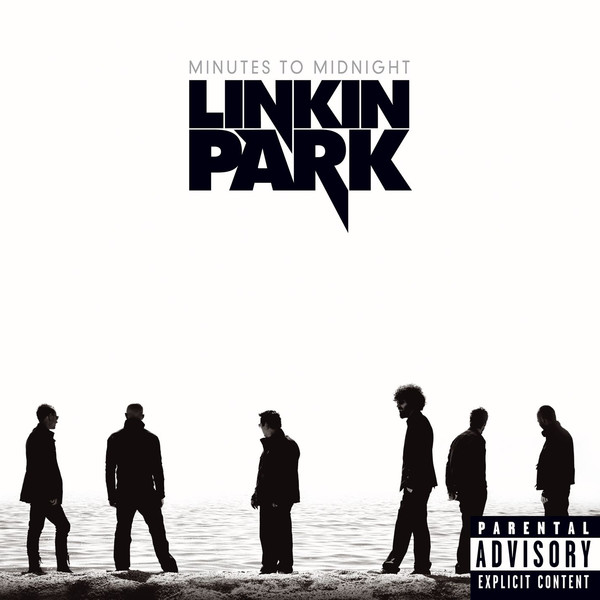 LINKIN PARK - Minutes to Midnight (Deluxe Version) Cover