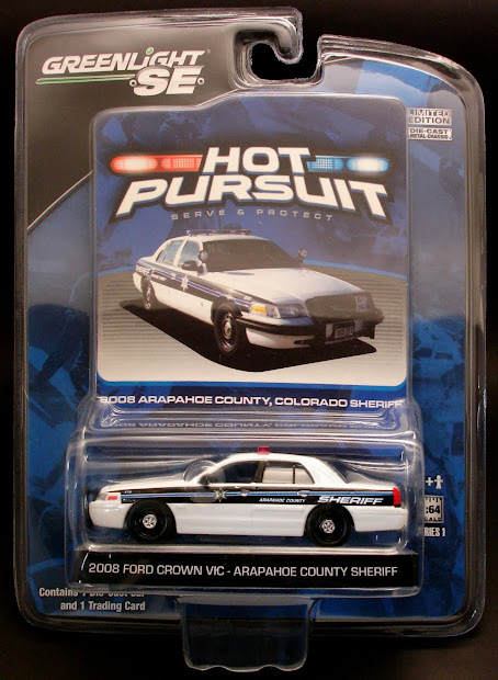 Diecast Hobbist Greenlight Hot Pursuit Series 1