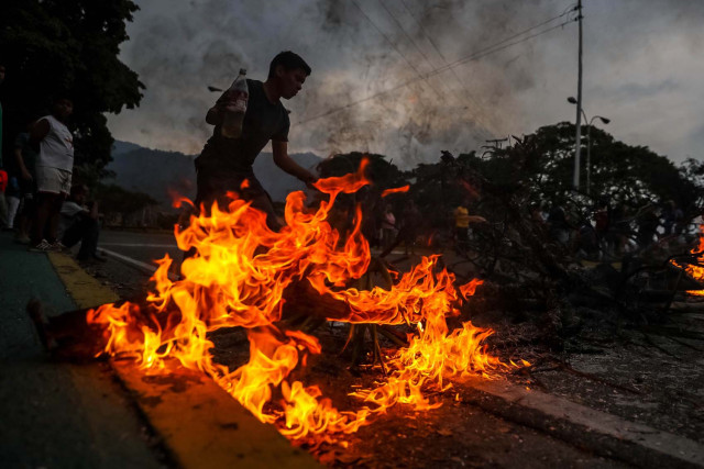 Se registraron 6.211 protestas durante el primer trimestre: 51 manifestantes fueron asesinados por las fuerzas represoras de Maduro