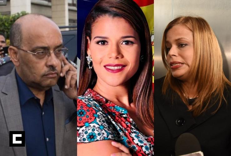 Suspenden fiscal y directora Unidad de Género por caso Anibel González