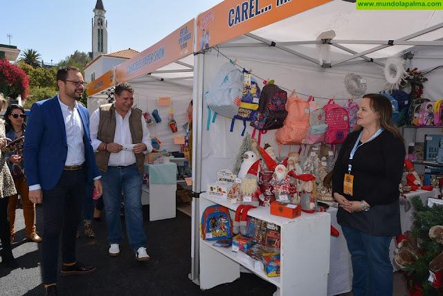 La Feria de Oportunidades de La Palma abre desde hoy al público con los saldos de una veintena de comercios