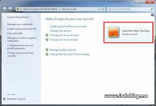 Cara Merubah Guest Menjadi Administrator di Windows 7/8/8.1/10